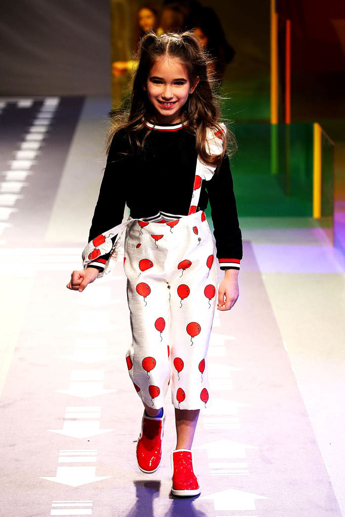 Le Mu, Kids Fall 2017, Pitti Bimbo Firenze, January 2017