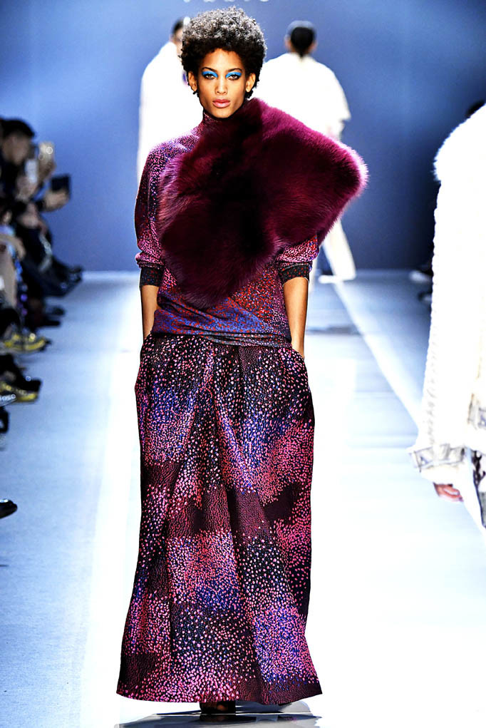 Leonard Paris Womenswear Fall Winter 2017 Paris March 2017
