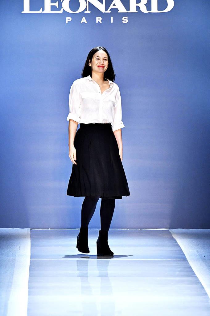 Leonard Paris Womenswear Fall Winter 2017 Paris March 2017