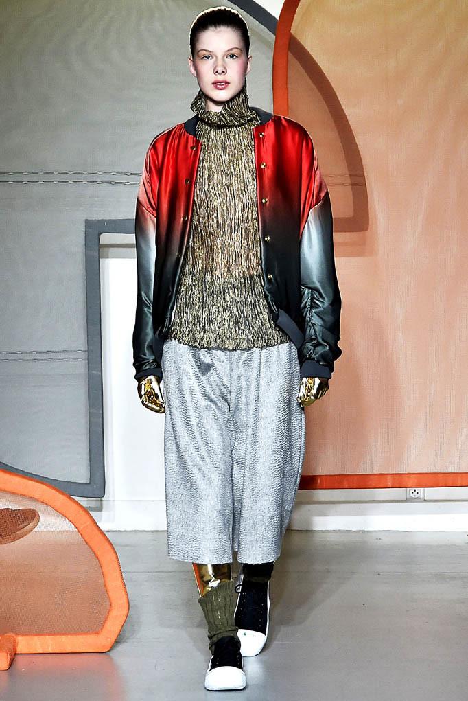 Liselore_Frowijn Paris Womenswear Fall Winter 2017 Paris Feb-Mar 2017