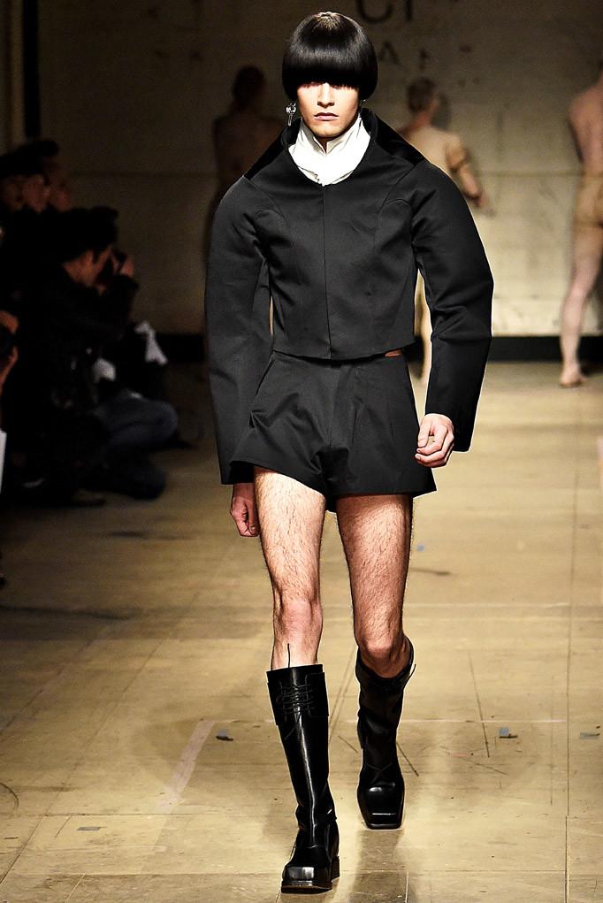 MAN London Menswear Fall Winter 2017 January 2017