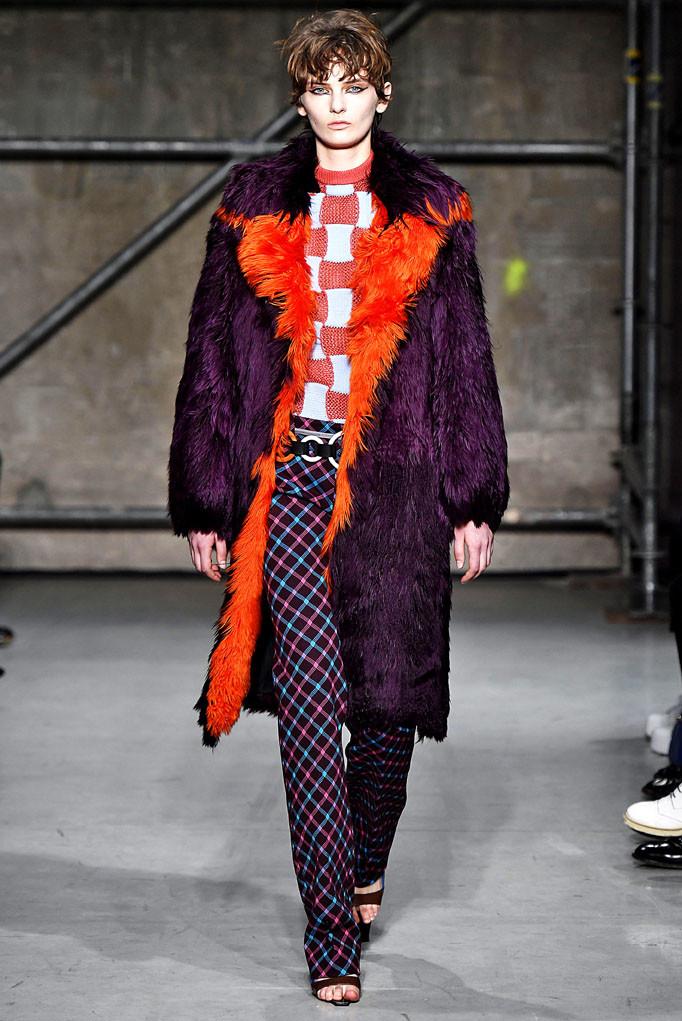 Marni Milan Womenswear Fall Winter 2017 Milan February 2017