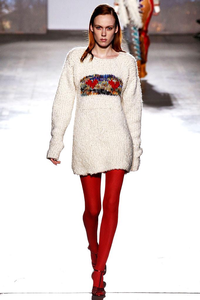 Missoni Milan Womenswear Fall Winter 2017 Milan February 2017