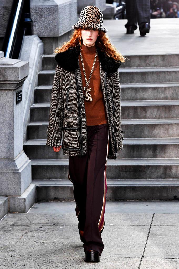 Marc Jacobs, Fall 2017, New York, Feb 16 2017