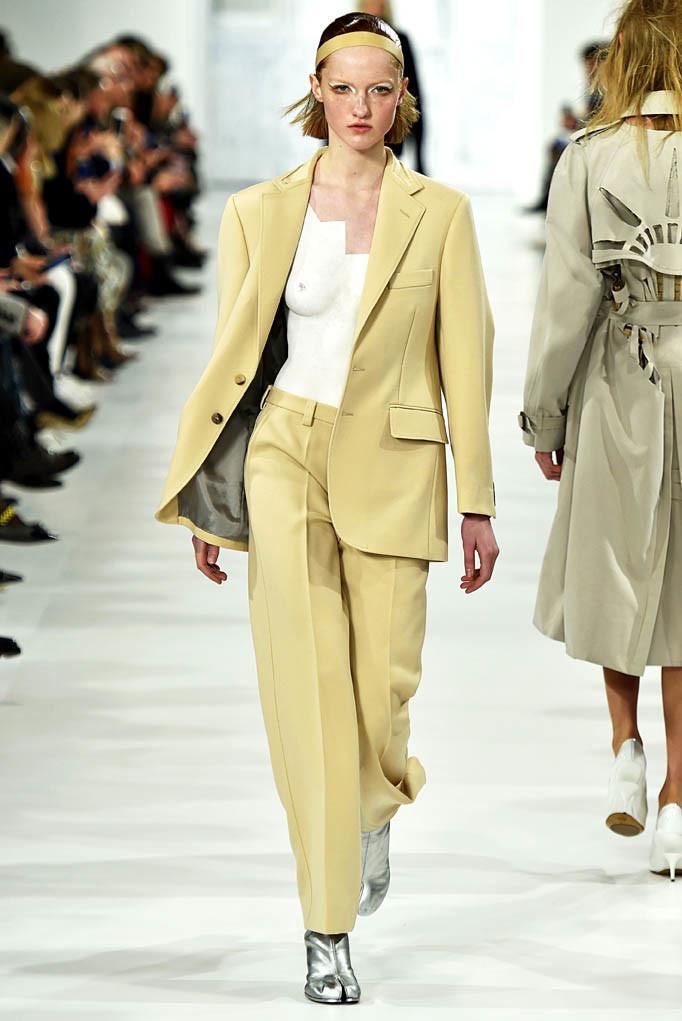 Maison Margiela Paris Womenswear Fall Winter 2017  Paris March 2017