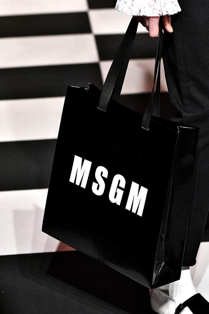 MSGM Milan Womenswear Fall Winter 2017 Milan February 2017