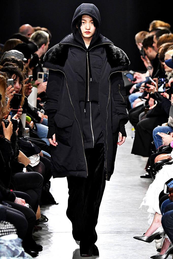Masha Ma Paris Womenswear Fall Winter 2017 Paris March 2017