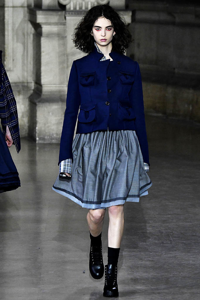 Monn Young Hee Paris Womenswear Fall Winter 2017  Paris March 2017