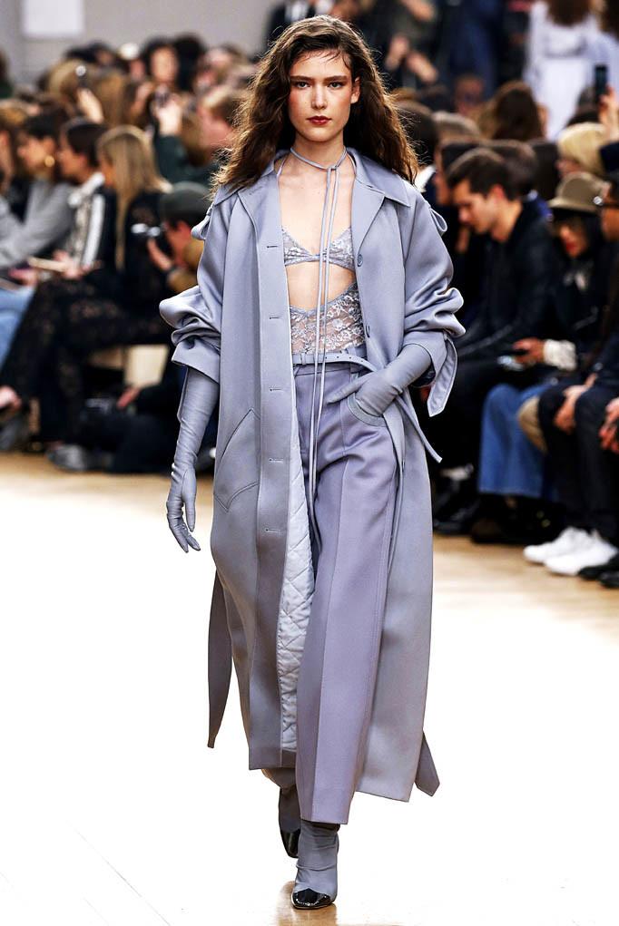 Nina Ricci Paris Womenswear Fall Winter 2017  Paris March 2017