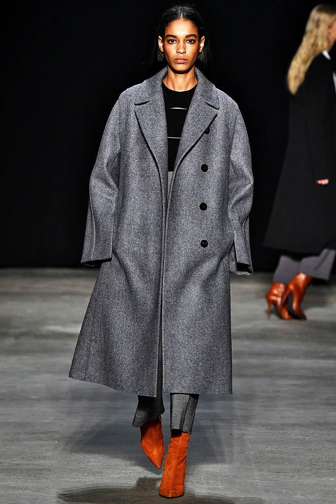 Narciso Rodriguez New York Womenswear Fall Winter 2017 New York Feb 2017