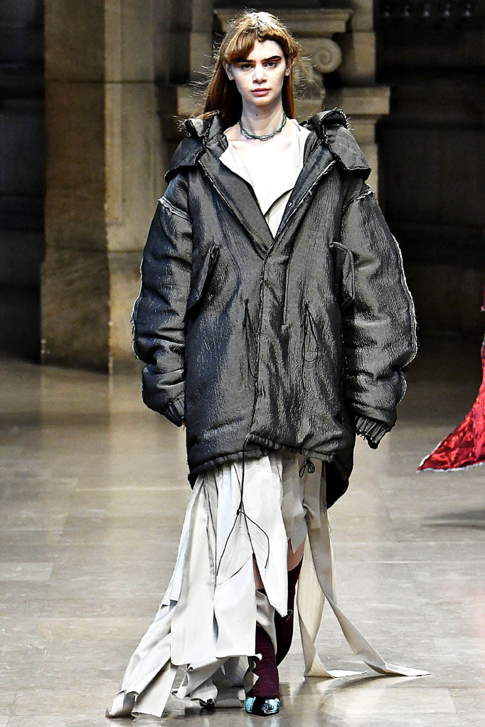 Obcm Paris Womenswear Fall Winter 2017 Paris March 2017