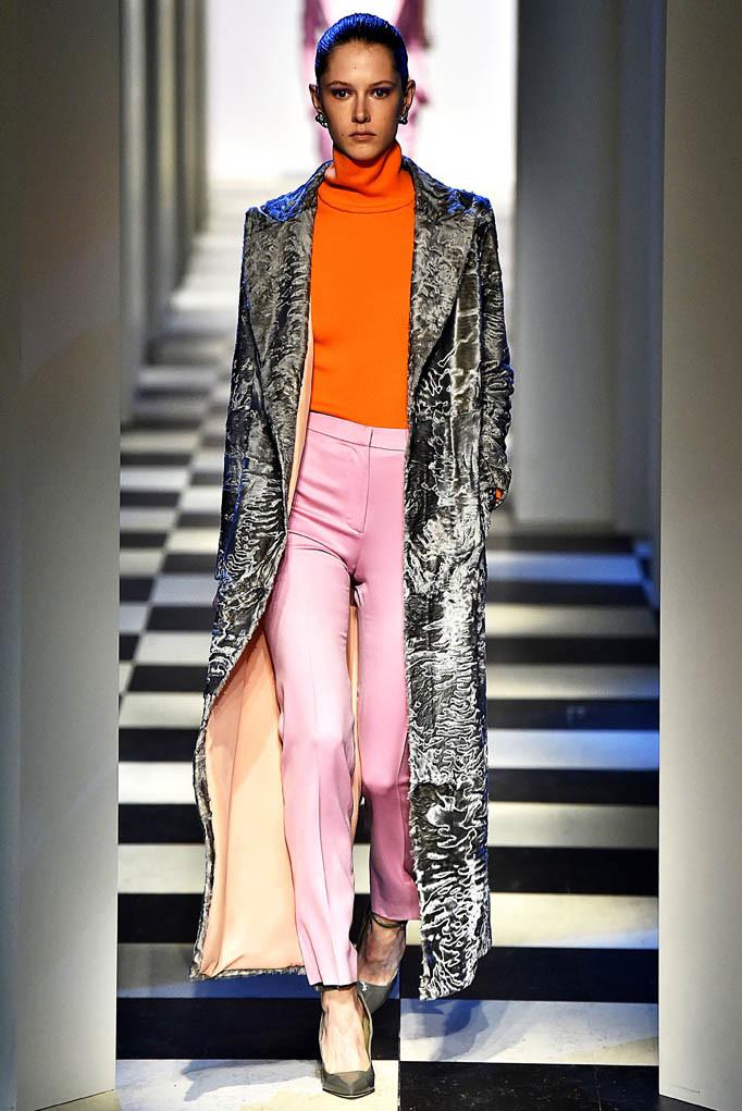 Oscar de la Renta New York Womenswear FW17 New York Feb 2017