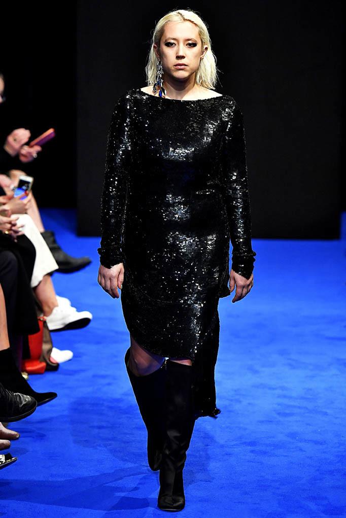 Osman London Womenswear Fall Winter 2017 London February 2017