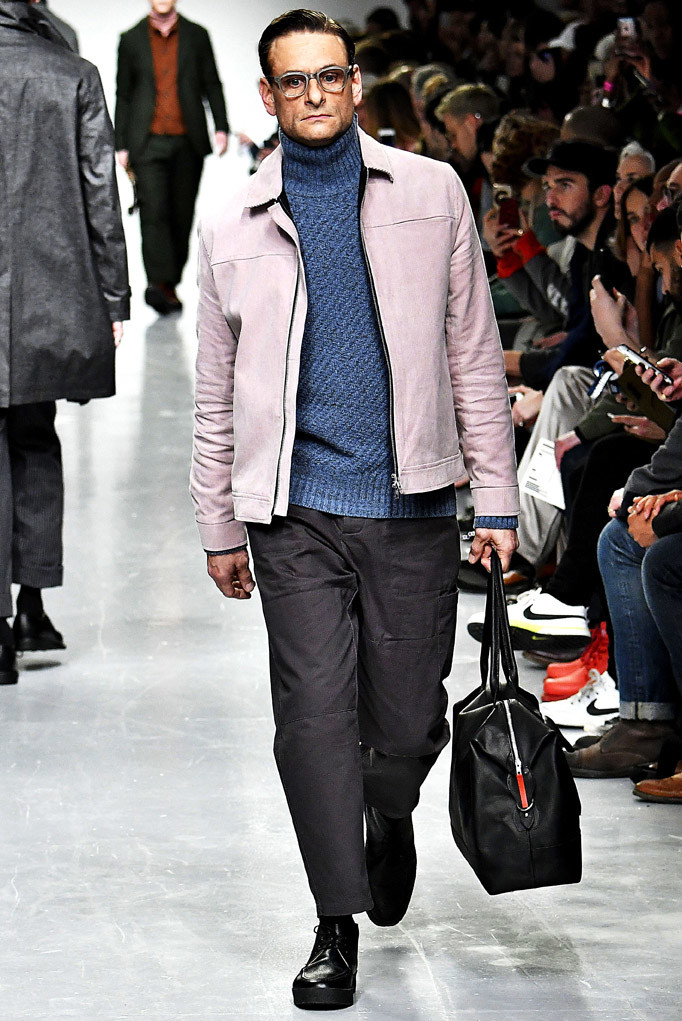 Oliver Spencer London Menswear Fall Winter 2017 January 2017