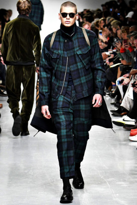 Oliver Spencer London Menswear Fall Winter 2017