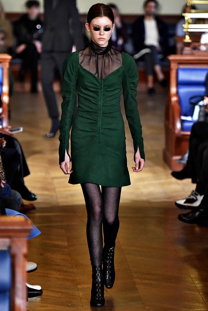 Olivier Theyskens Paris Womenswear Fall Winter 2017 Paris March 2017