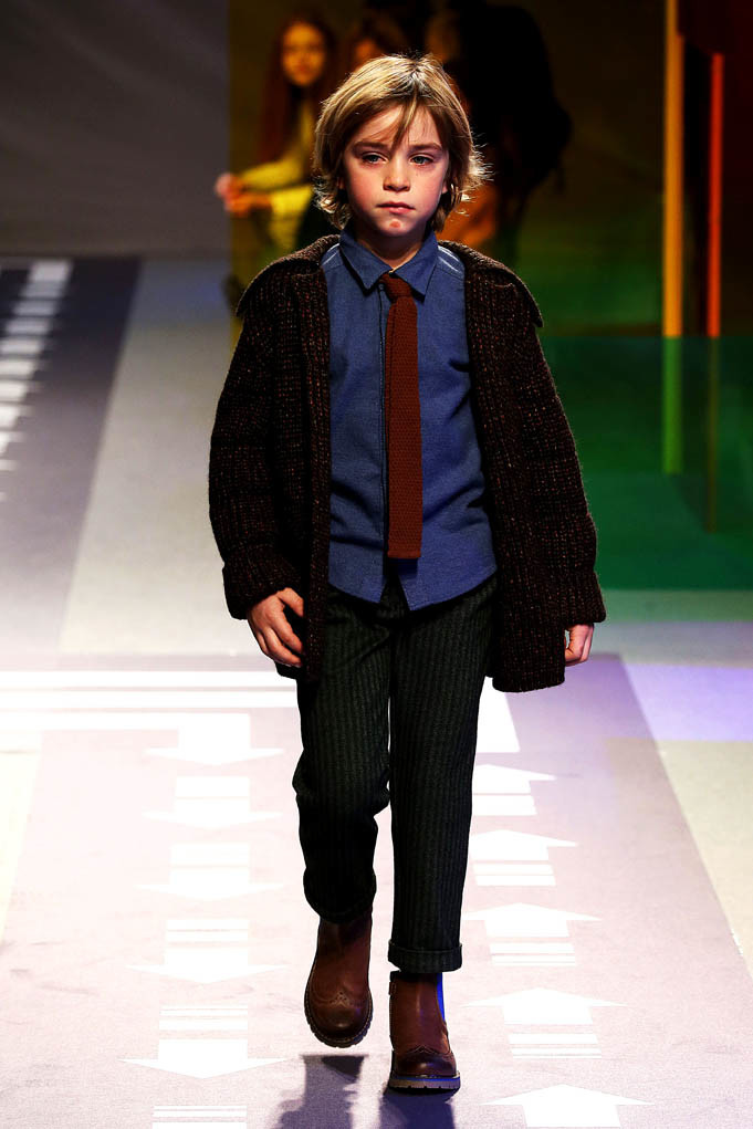 Paade, Kids Fall 2017, Pitti Bimbo Firenze, January 2017