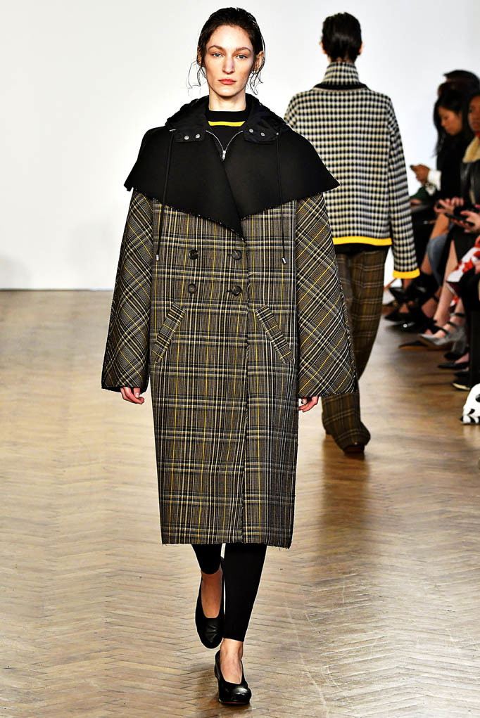 Pringle of Scotland London Womenswear Fall Winter 17 London February 2017