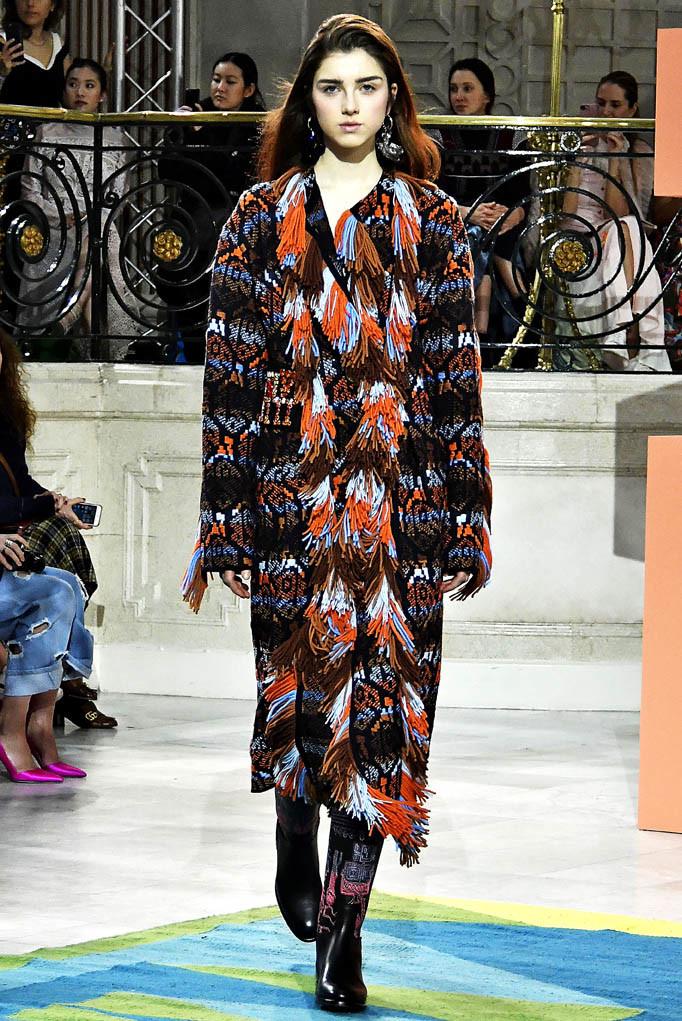 Peter Pilotto London Womenswear Fall Winter 2017 London February 2017