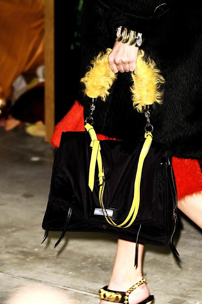Prada Milan Womenswear Fall Winter 2017 Milan February 2017