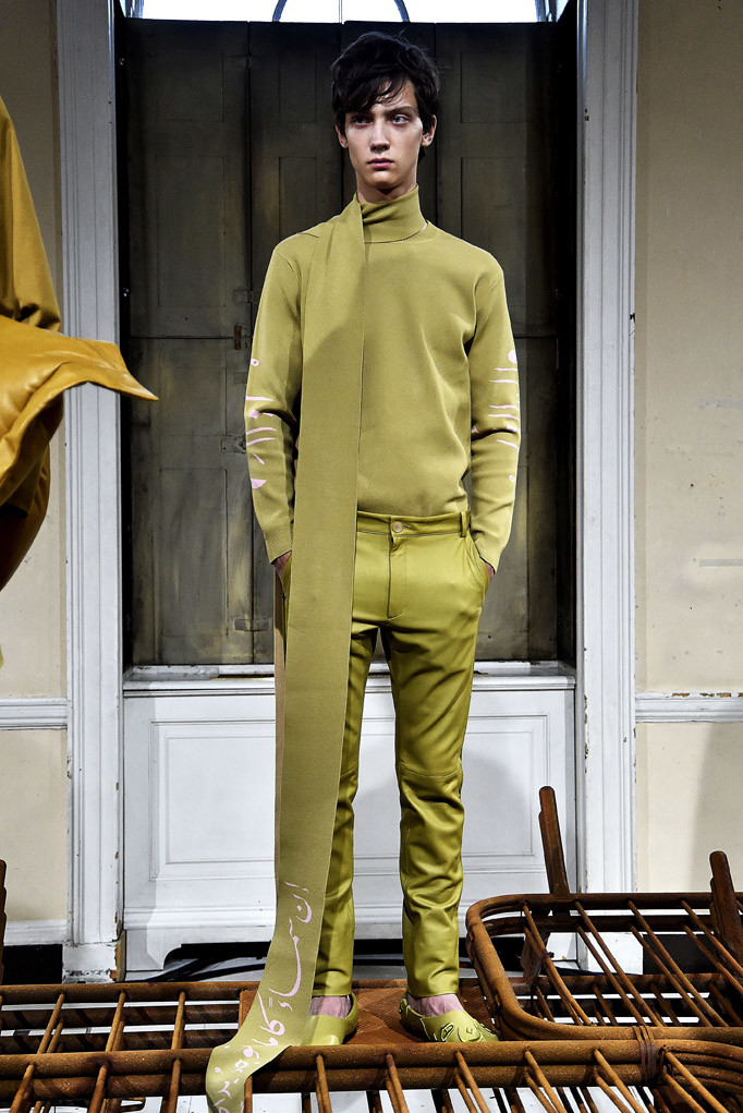 Qasimi London Menswear Fall Winter 2017 - January 2017
