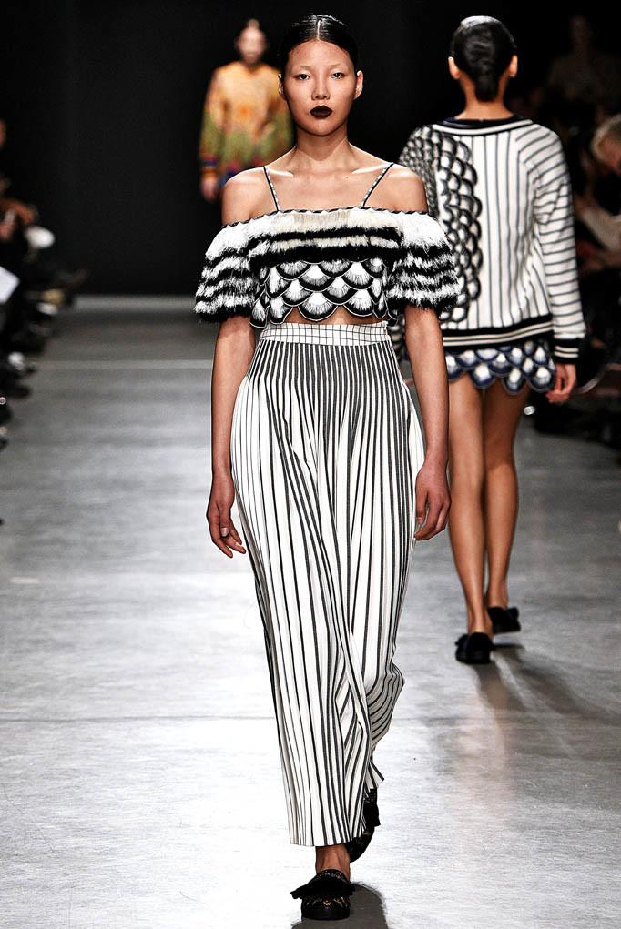 Raul Mishra Paris Womenswear Fall Winter 2017  Paris March 2017