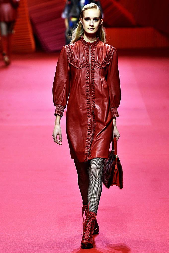 Shiatzy Chen Paris Womenswear Fall Winter 2017 Paris March 2017