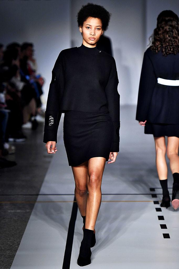 Sportmax Milan Womenswear Fall Winter 2017 Milan February 2017