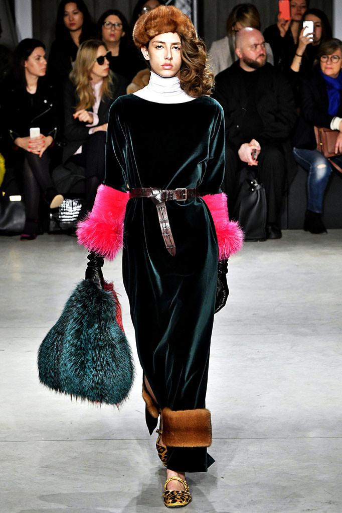 Simonetta Ravizza Milan Womenswear Fall Winter 2017 Milan February 2017