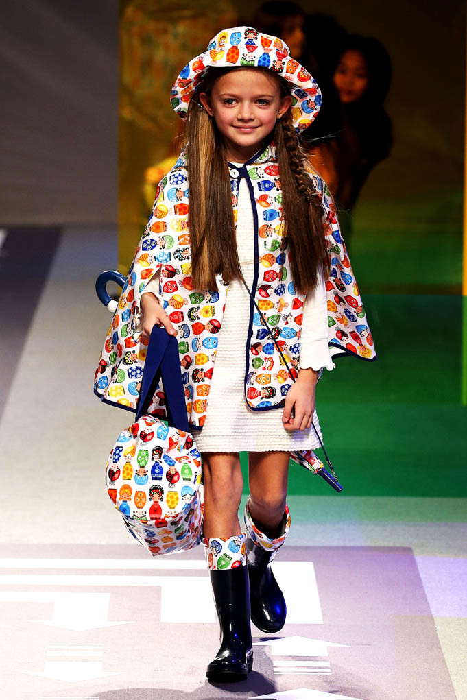 Sarah Jane, Kids Fall 2017, Pitti Bimbo Firenze, January 2017