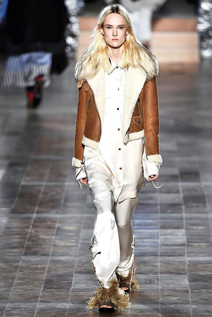 Sonia Rykiel Paris Womenswear Fall Winter 2017  Paris March 2017