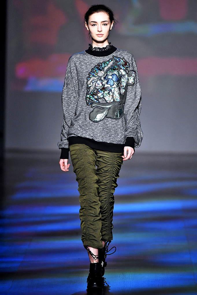 Vivienne Tam New York Womenswear Fall Winter 2017 New York Feb 2017
