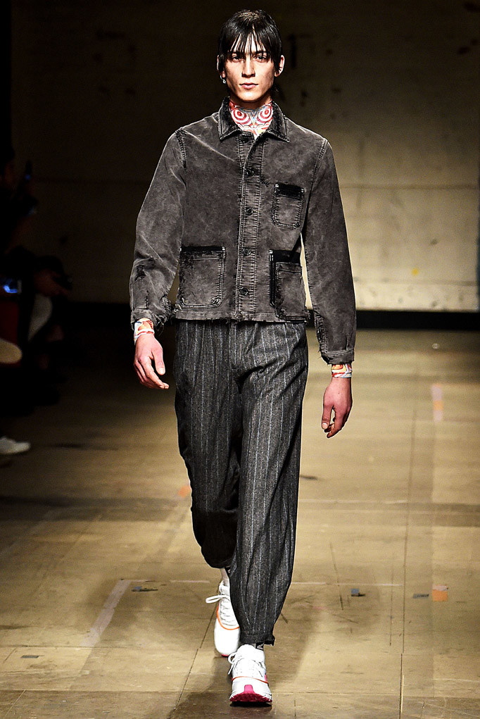 Topman London Menswear Fall Winter 2017 - January 2017
