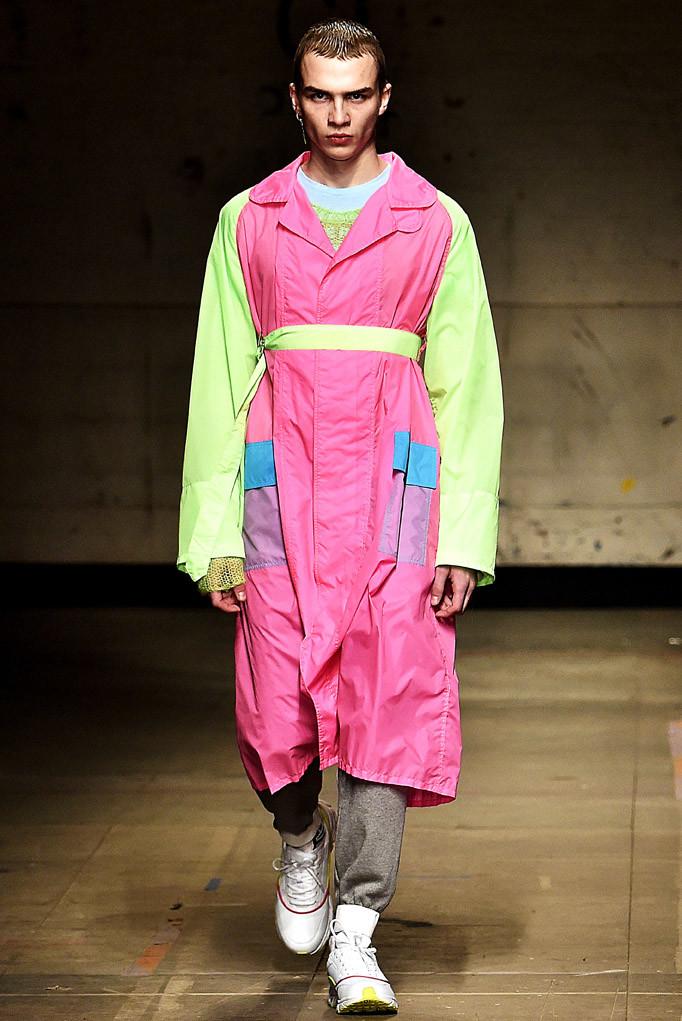 Topman London Menswear Fall Winter 2017