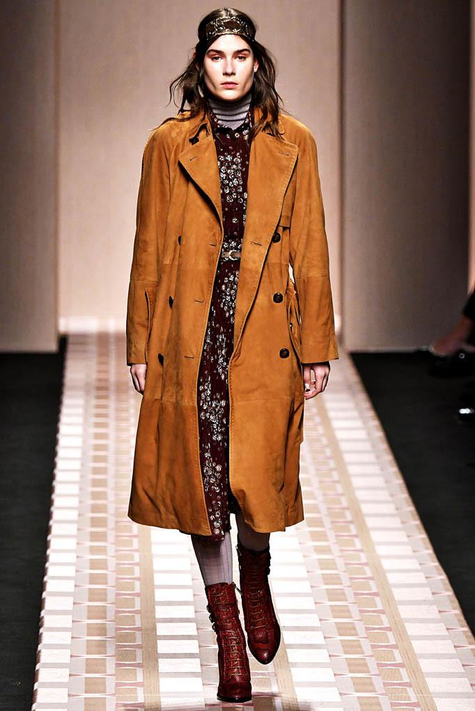 Trussardi Milan Womenswear Fall Winter 2017 Milan February 2017