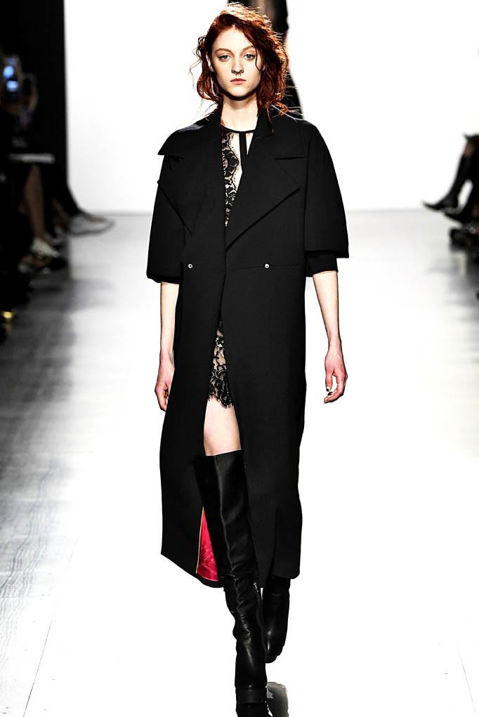 Taoray Wang New York Womenswear FW17 New York February 2017