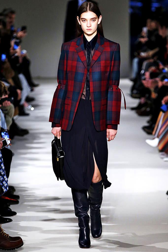 Victoria Beckham New York Womenswear FW17 New York February 2017