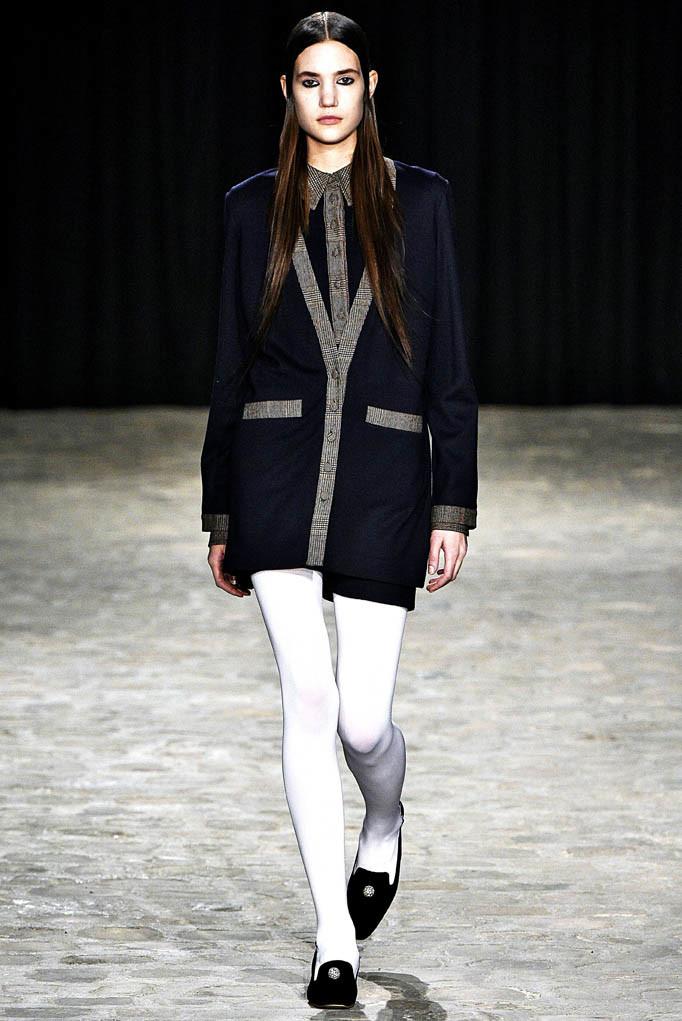 Veronique Branquinho Paris Womenswear Fall Winter 2017 Paris March 2017