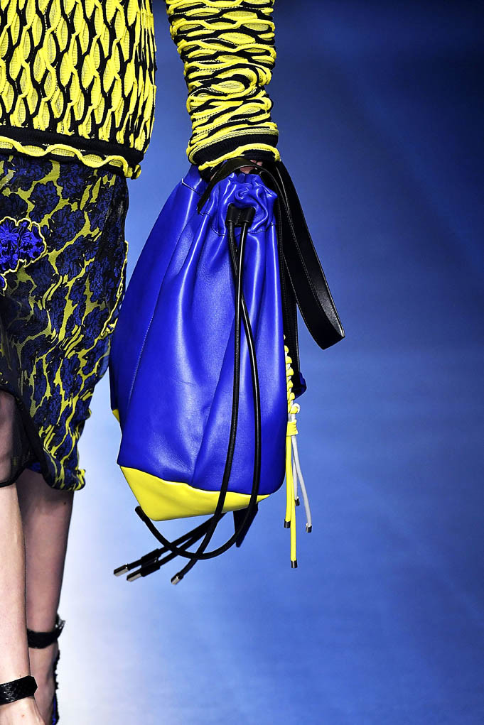 Versace Milan Womenswear Fall Winter 2017 Milan February 2017