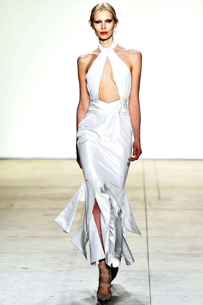 Vivienne Hu New York Womenswear FW17 New York Feb 2017