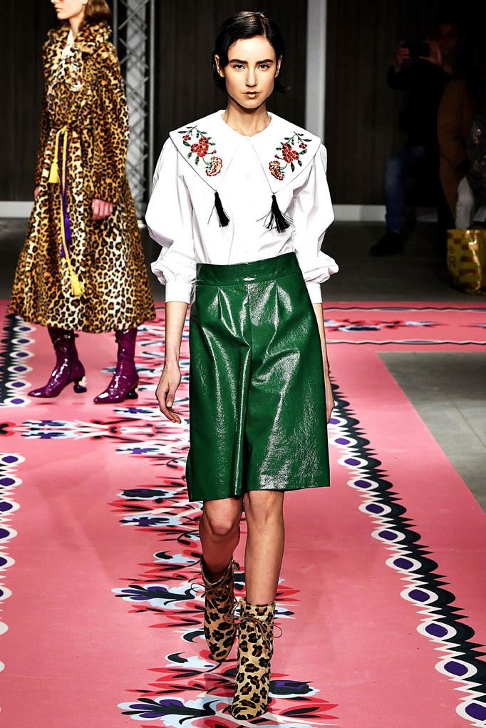 Vivetta Milan Womenswear Fall Winter 2017 Milan February 2017