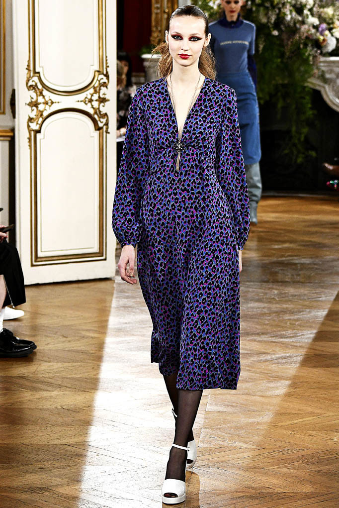 Vanessa Seward Paris Womenswear Fall Winter 2017  Paris March 2017
