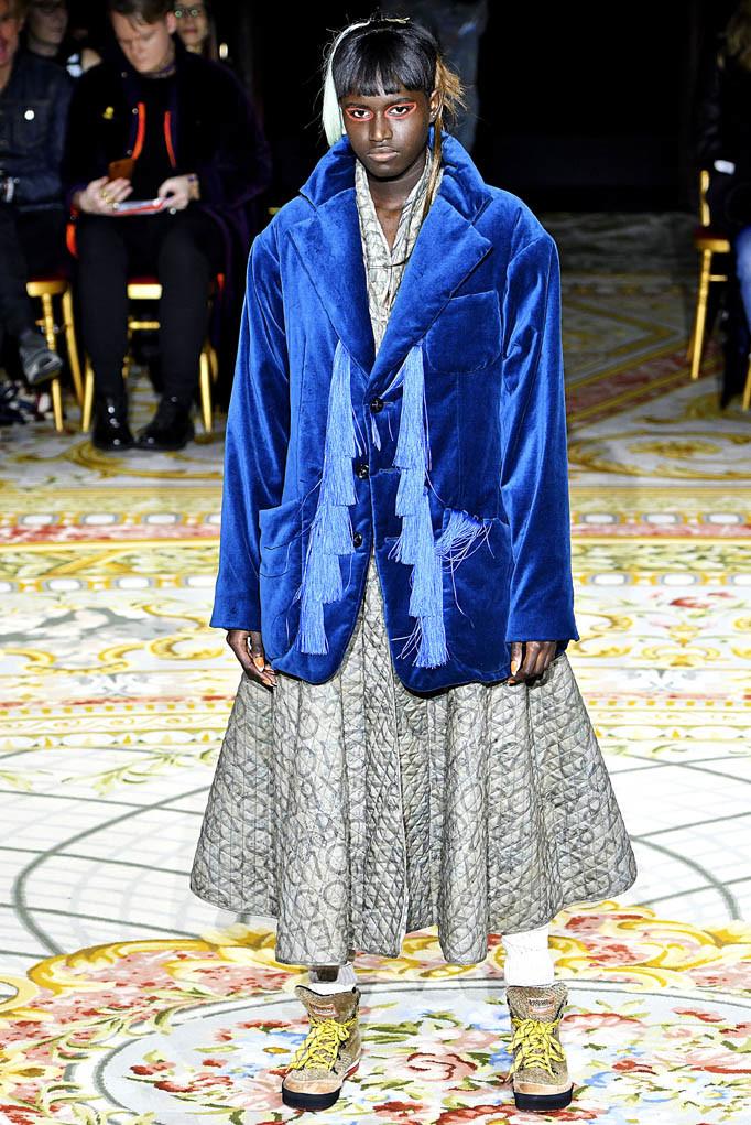 Vivienne Westwood Paris Womenswear Fall Winter 2017 Paris March 2017