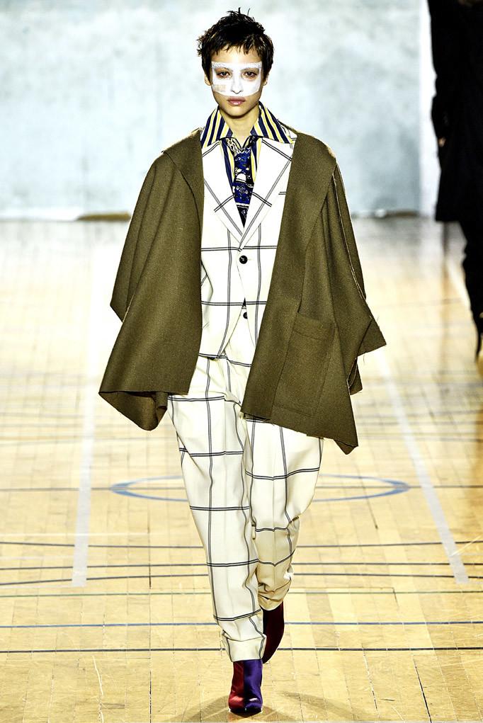 Vivienne Westwood London Menswear Fall Winter 2017 January 2017