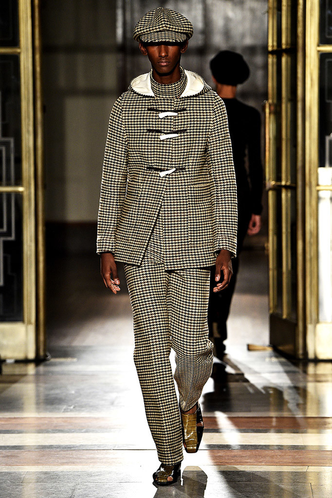 Wales Bonner London Menswear Fall Winter 2017 - January 2017