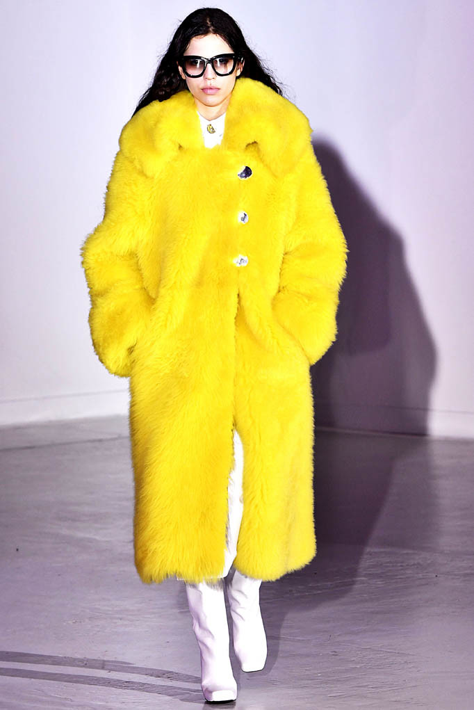 Wanda Nylon Paris Womenswear Fall Winter 2017 Paris March 2017