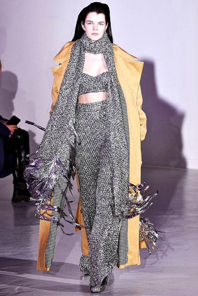 Wanda Nylon Paris Womenswear Fall Winter 2017 Paris March 2017