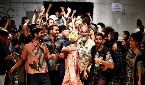 Antonio Marras Milan Fashion Week Spring Summer 2018 Milan September 2017