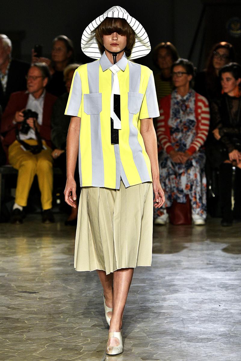 Arthur Arbesser Milan Fashion Week Spring Summer 2018 Milan September 2017