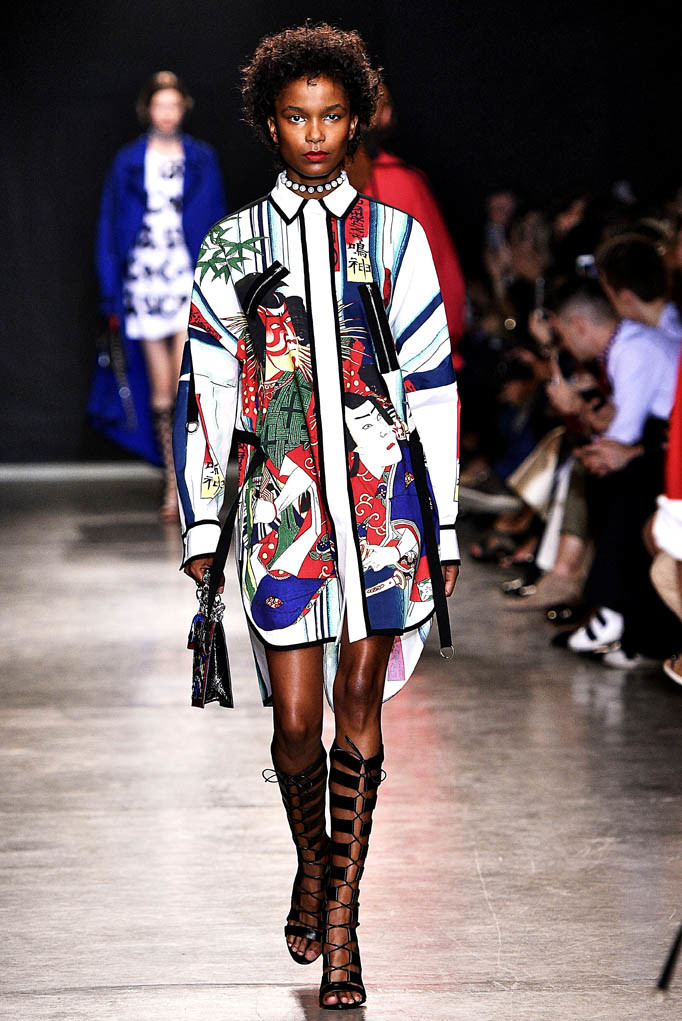 Andrew GN Paris Fashion Week Spring Summer 2018 Paris September/October 2017